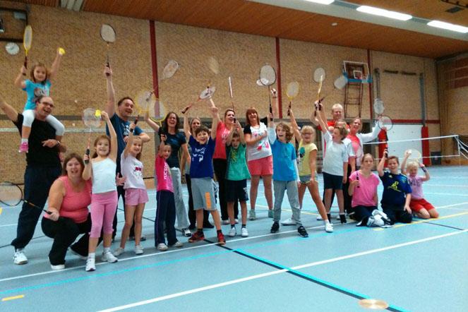 RuRaSports Aanbod Badminton Clinic