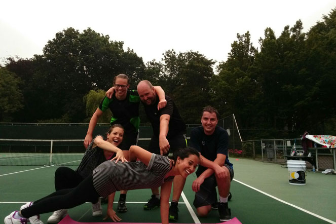 RuRaSports Tennis Bootcamp Leidschendam Voorburg Den Haag