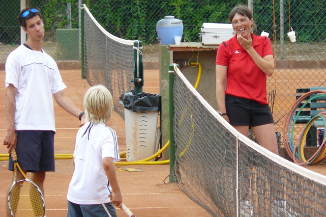 RuRaSports Aanbod Tennis Ouder Kind