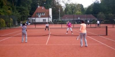 RuRaSports Aanbod Tennis Bedrijfsuitje